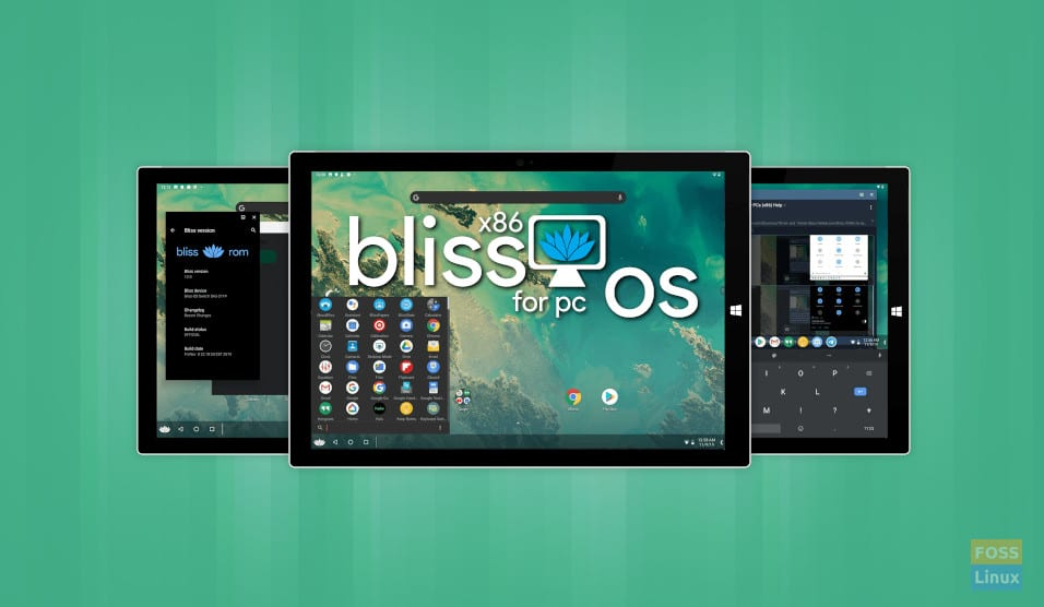 Bliss-OS