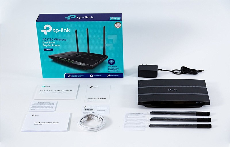 TP-Link Archer A7 Smart WiFi Router