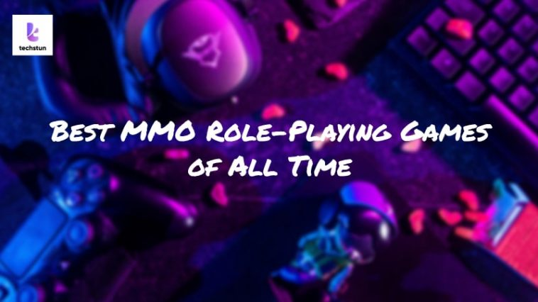 best free MMO role-playing games