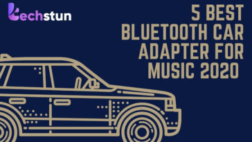5 Best Bluetooth Car Adapter for Music 2020