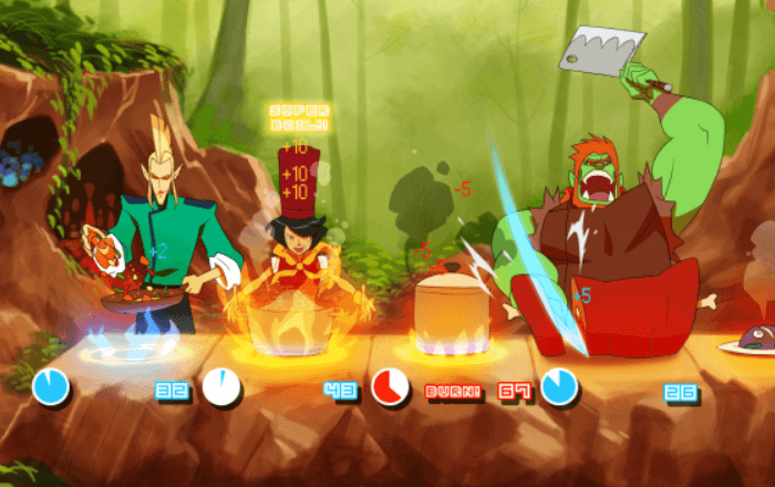 Battle Chef best cooking games