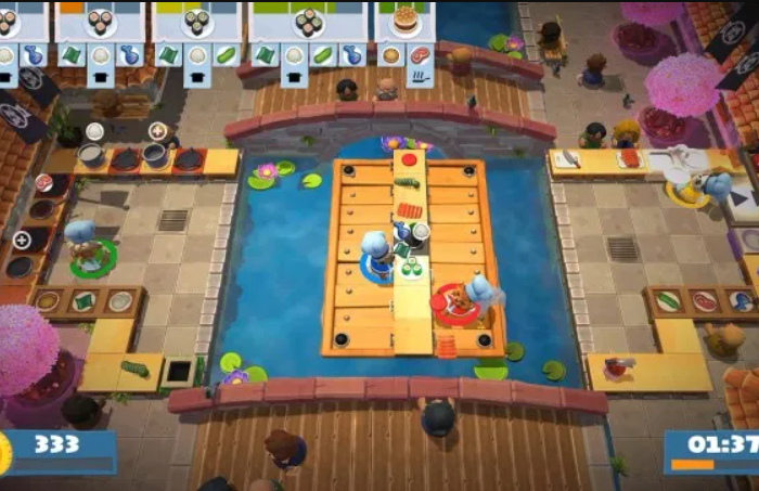 Overcooked 2 best cooking game for PC