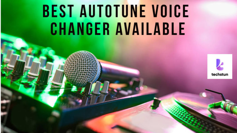Best Autotune Voice Changer Available