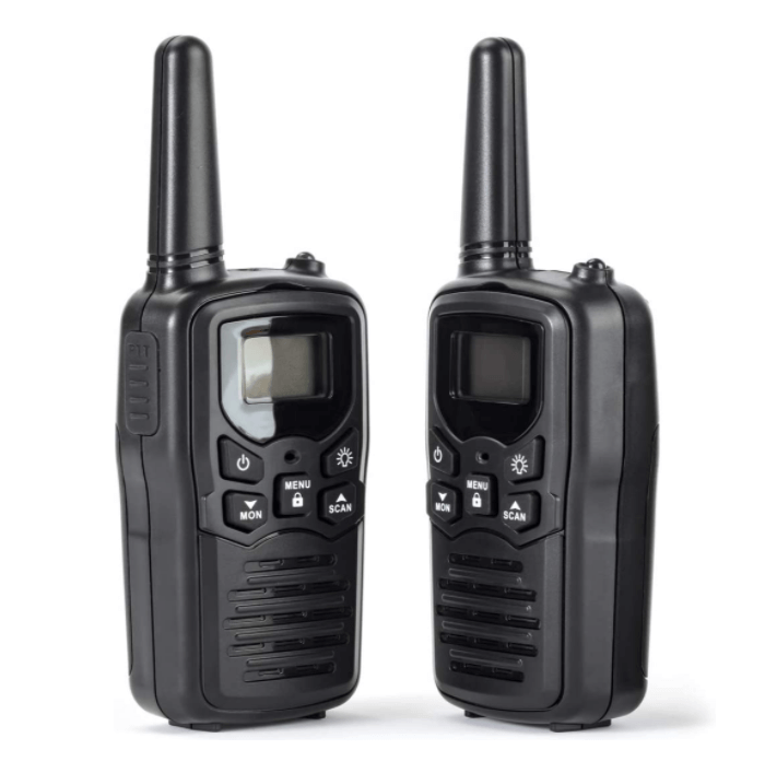 Rivers RV-7 Walkie Talkies Long Range 4 Pack